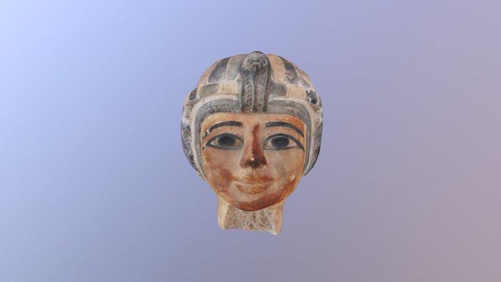 Souvenir Head 3D Model