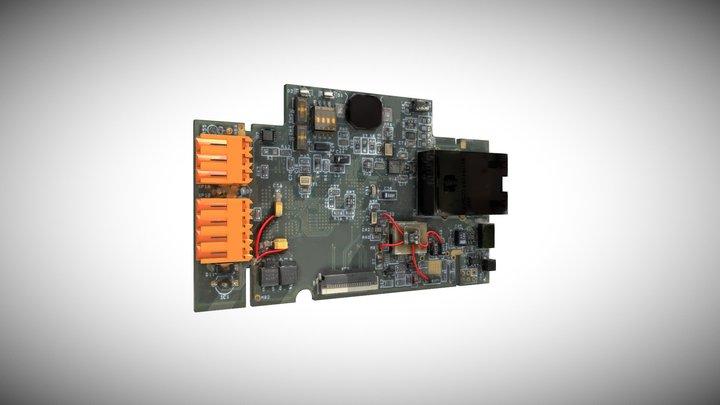PCB 3D Model
