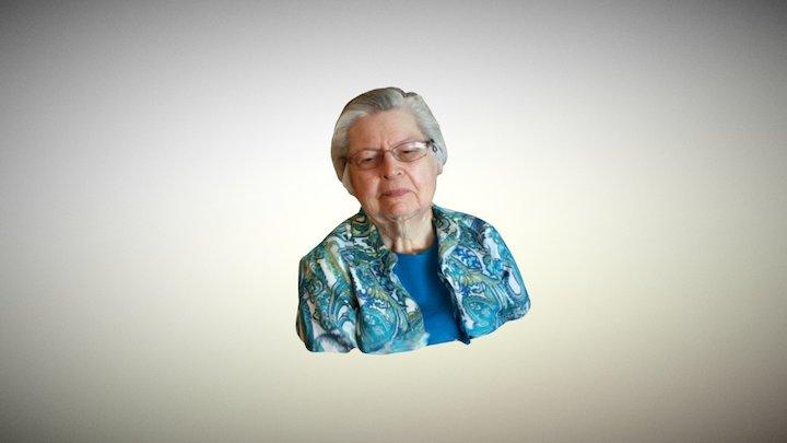 Grandma Cottle 3D Model