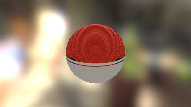 Pokeball Frank Geck 3D Model