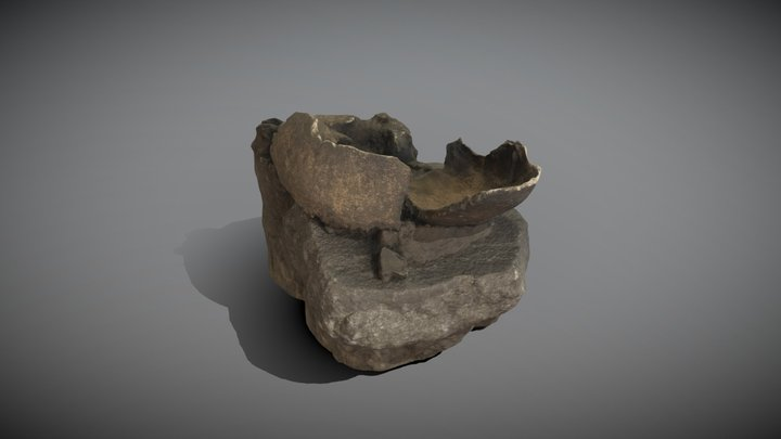 Sacral complex, Early Bronze Age 3D Model