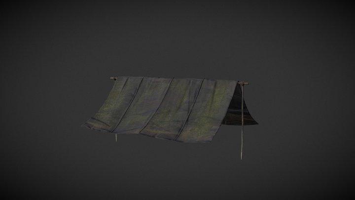 The Arcane Welder   Pup Tent 3D Model