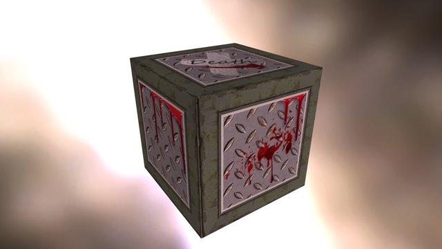 Crate 1 3D Model