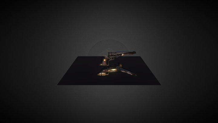 WestWood Gun 3D Model
