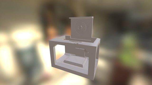 Makerbot All Together 3D Model