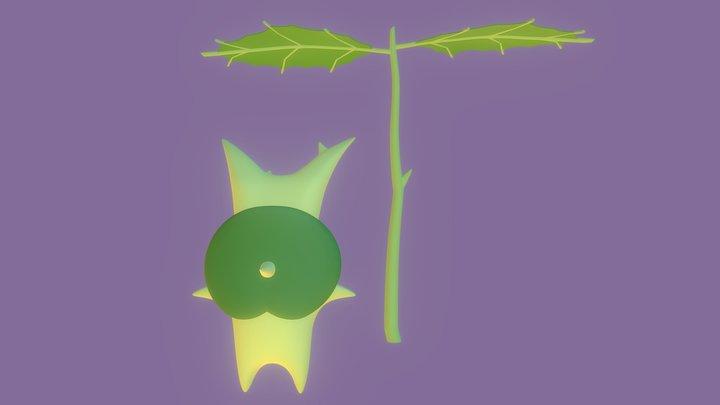 Korok Seed (botw) 3D Model
