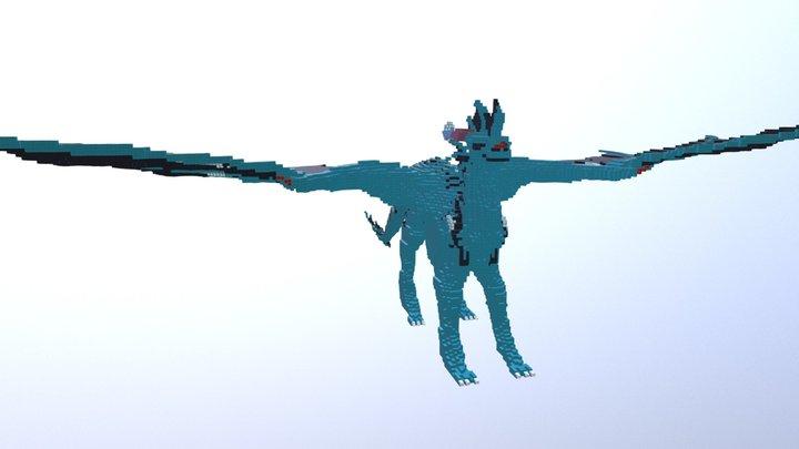 Mollaea Undastell 3D Model