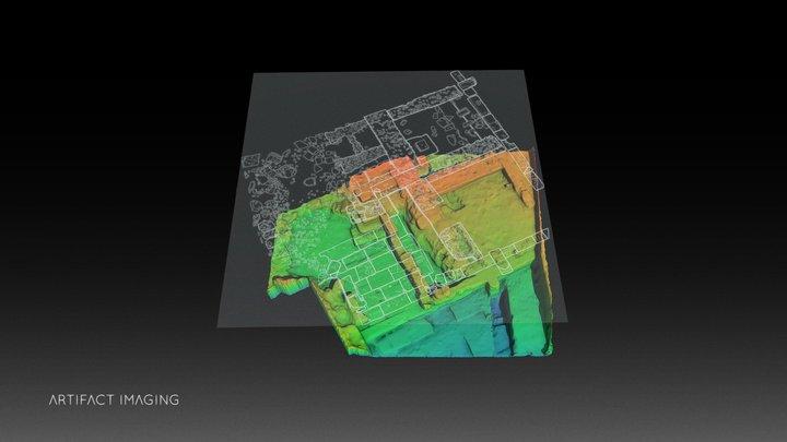 Juno Gabina Sanctuary 3D Model