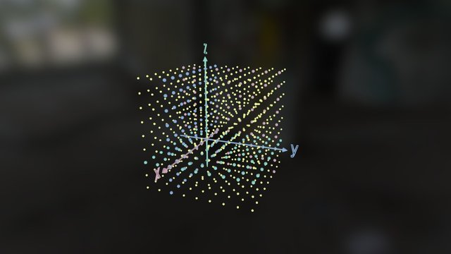 3d lattice 3D Model