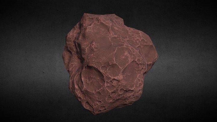 Asteroid v3 3D Model