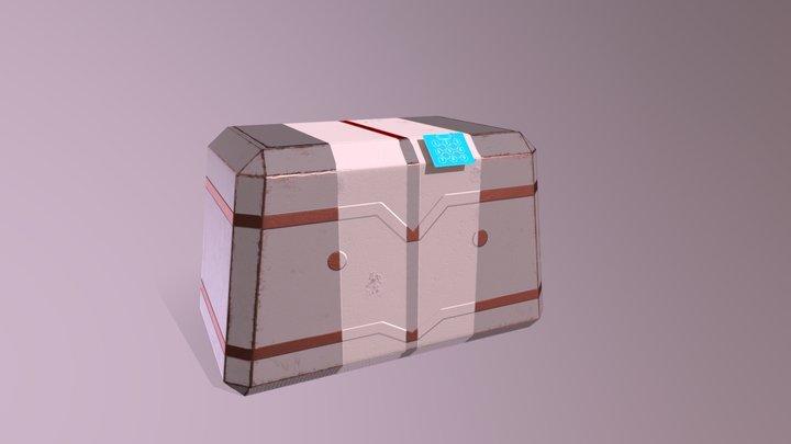 Storage Box 3D Model