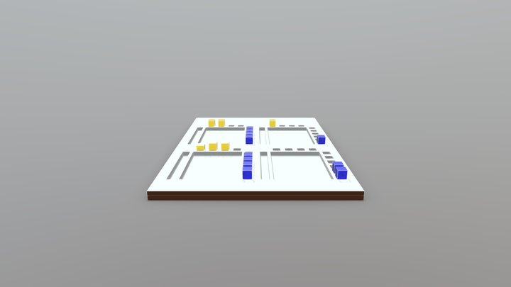 board 3D Model