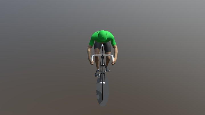 Bicycleman 06 3D Model