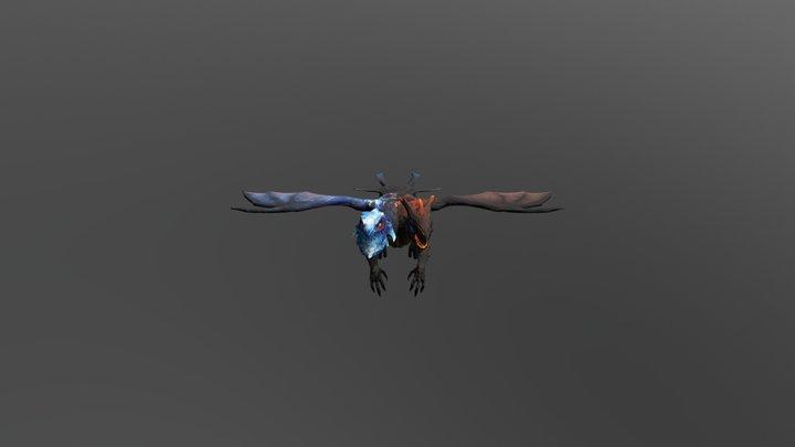 Jakiro 3D Model