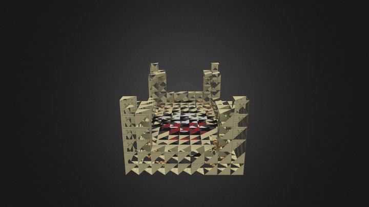 Pixelmon Battle Arenas 3D Model