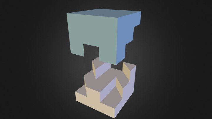 Peça 01 - autor: Marcos Moraes 3D Model