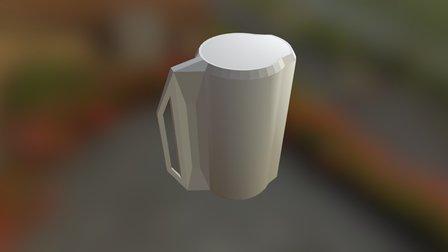 //_ Barrel Mrk I.I 3D Model