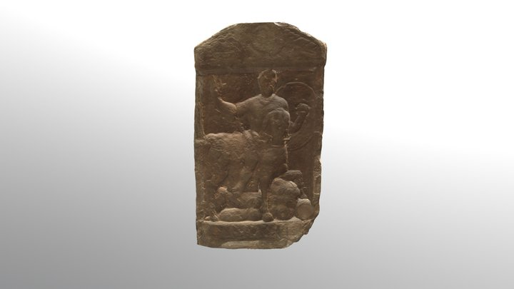 Conquest Stone, Carlisle 3D Model