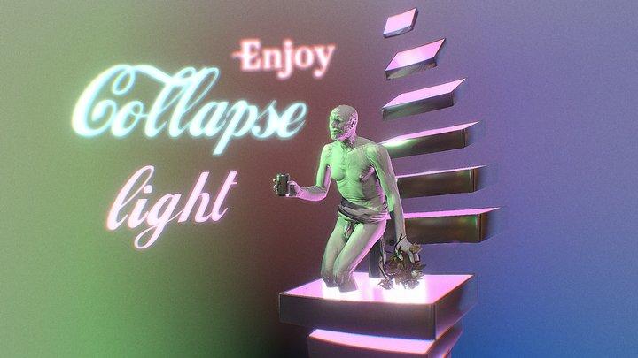 Collapse Light 3D Model