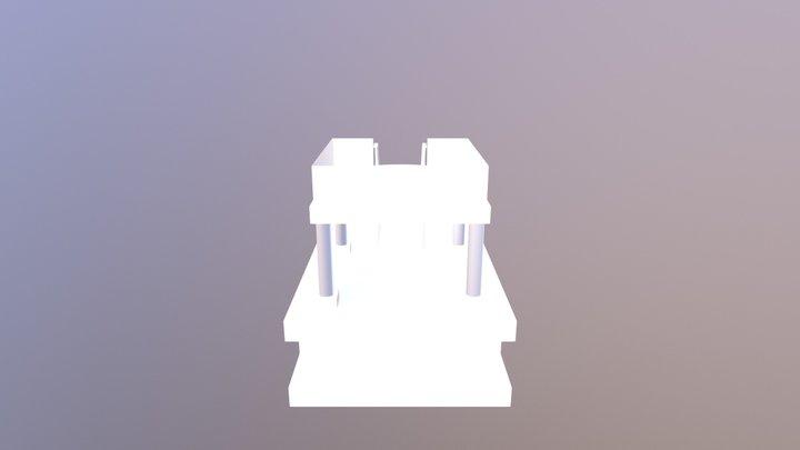 Only Primitive Exercise 3D Model