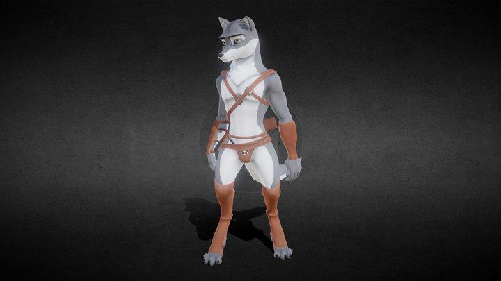 Tarris Grey 3D Model