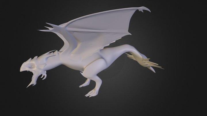 Rathalos 3D Model