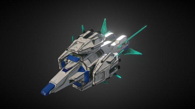 Ptolemy 3D Model