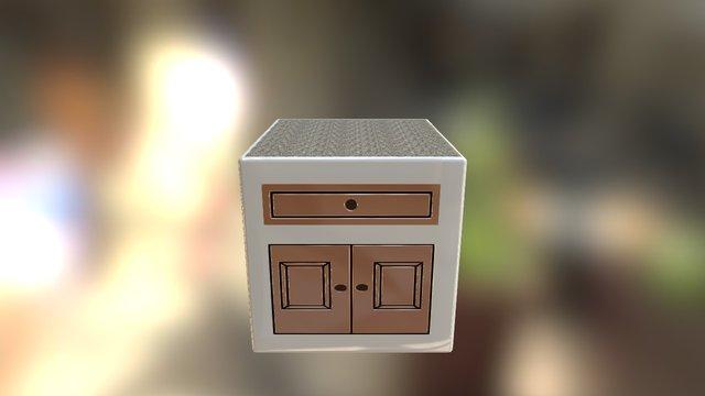 Mesada/Counter 3D Model