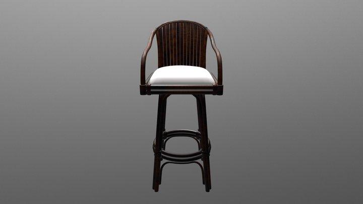 nextgen gaming chair 3D Model