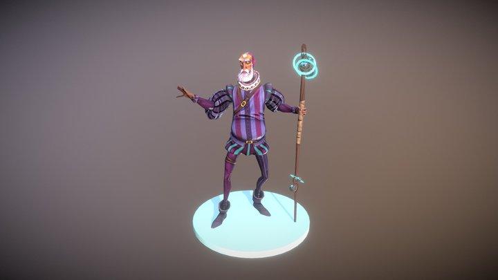 Explorateur 3D Model