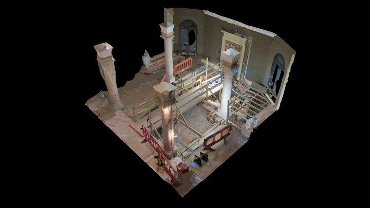 The Tudor Floor 3D Model