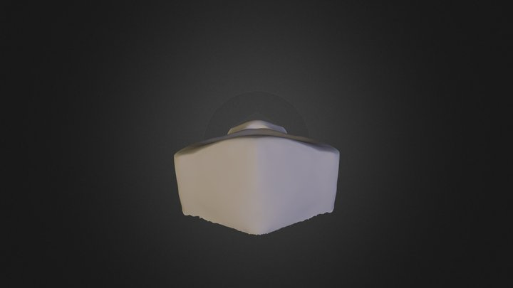Bike Container Mesh 3D Model