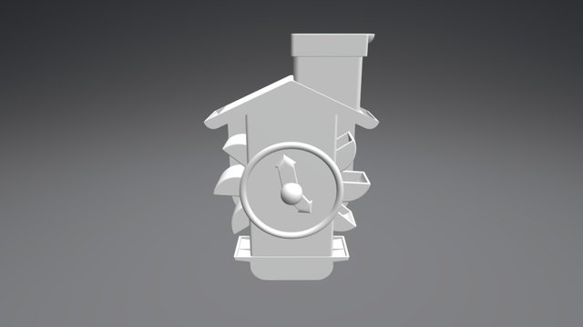 assembly toy , first project 3D Model