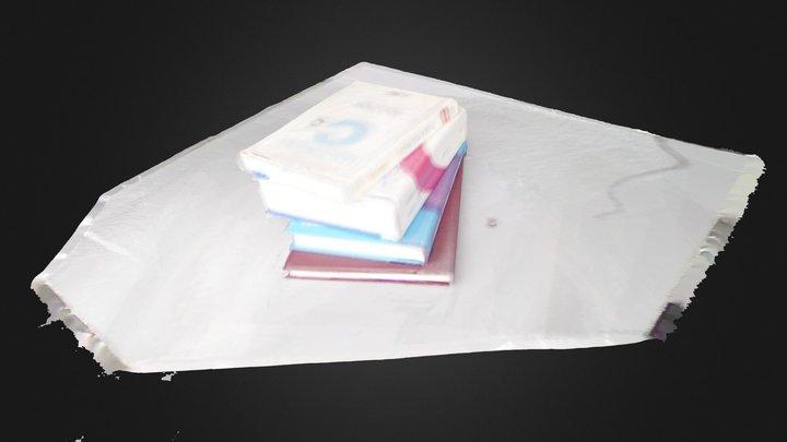 Book_scan 3D Model