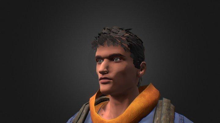 Peter Final 3D Model
