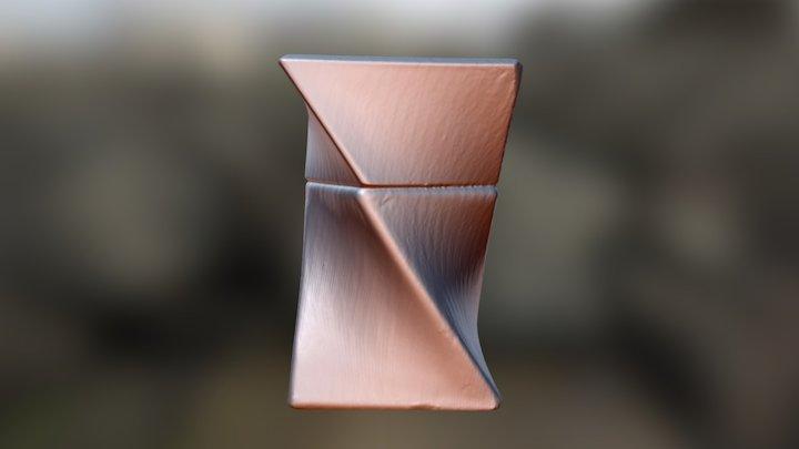 Flacon 3D Model