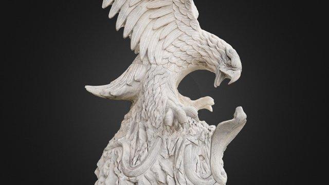 a sculpture in Air Force Museum of Vietnam 3D Model