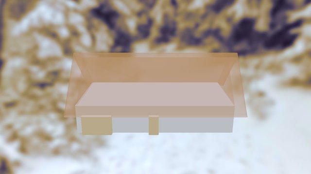 Puukuutio 3D Model