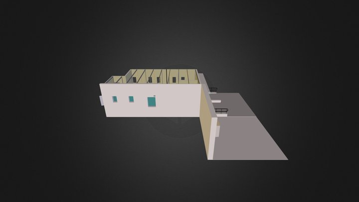tech park-base-ver8.dae 3D Model