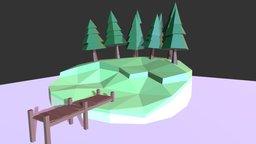 Fisherman's Island - Sketchfab 3D Model