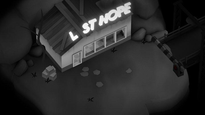 LSTHOPE 3D Model