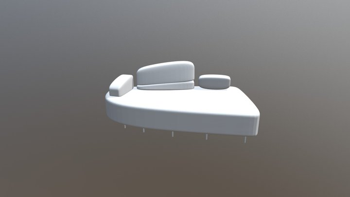 Yb7wsjhyvhfk- Design Sofa 3D Model