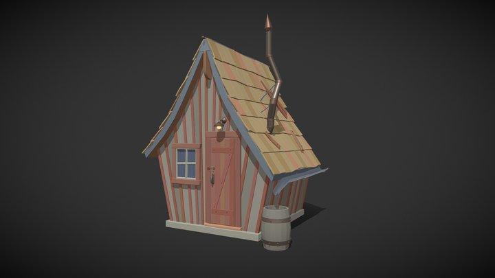 HW 6.1 Detail draft 3D Model