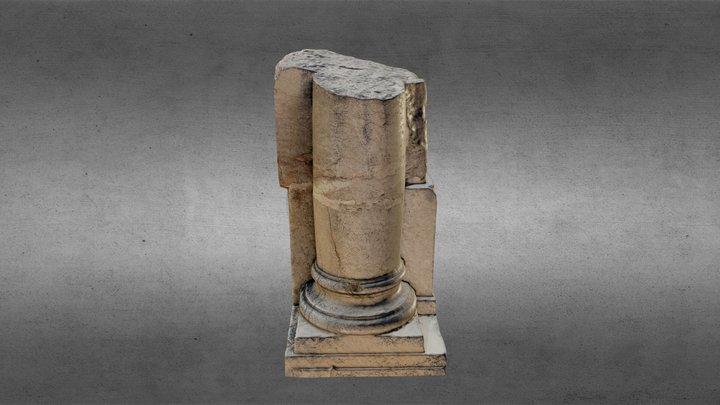 Columna 3D Model
