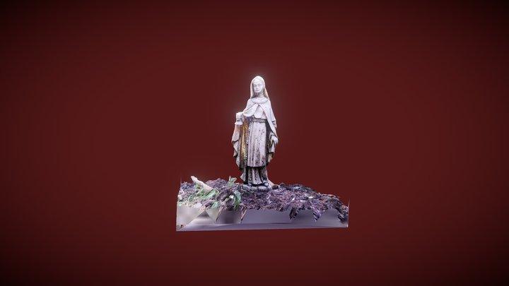 Statue-1 3D Model