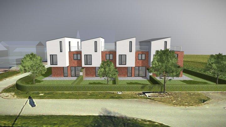 Bergstrasse 3D Model