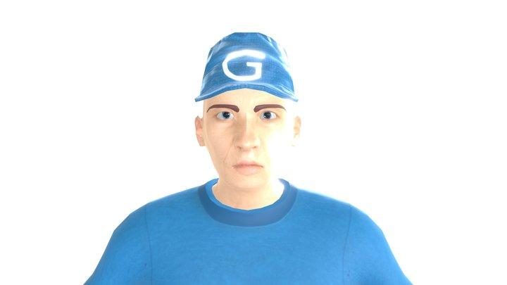 Glin Base 3D Model