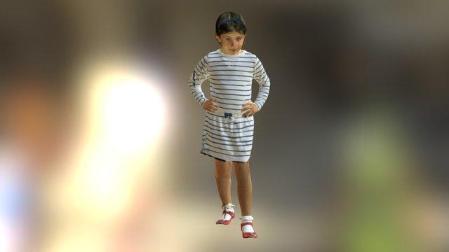 Alice Mariniere 3D Model