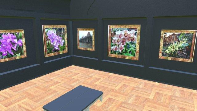 Instamuseum for @warlope 3D Model