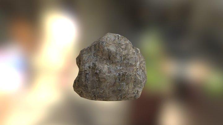 Rock! 3D Model